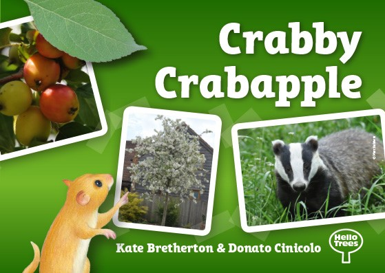 Hello Trees, Crabapple, Crab Apple Trees, Tree Books for Children