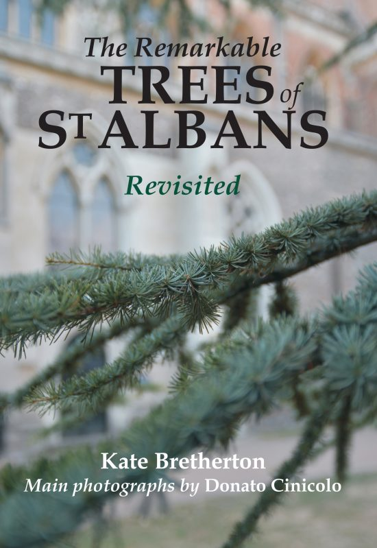 remarkable trees of st albans, kate bretherton, books about trees, st albans
