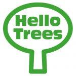 Hello Trees, Logo, Tree Books for Children, Kate Bretherton